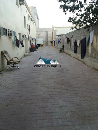Labour Camp for Rent in Al Jurf, Ajman - 07 Labour Rooms Available for rent at 900 / month In Al-Jurf