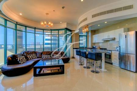 2 Bedroom Apartment for Rent in Dubai Marina, Dubai - Sea View - Chiller Free - Furnished 2 BR