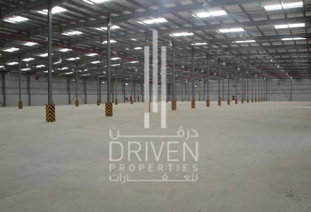 Warehouse for Sale in Jebel Ali, Dubai - BEST PRICE BIG WAREHOUSE |JAFZA FREEZONE