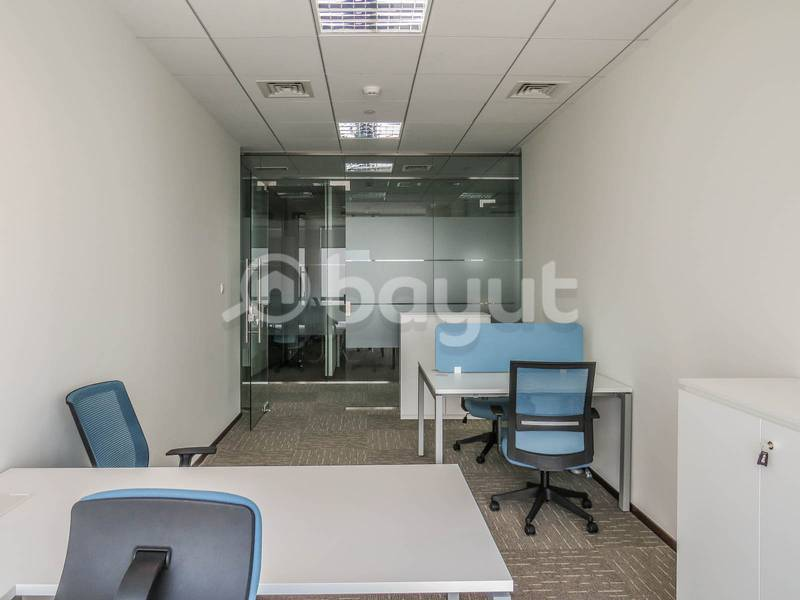 15 Fully serviced 200 sq ft office tailor fitted according to your business needs