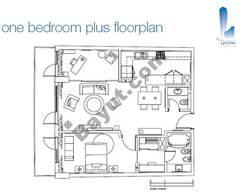 1 Bedroom Plus