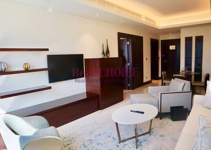 1 Bedroom Hotel Apartment for Rent in Downtown Dubai, Dubai - All Bills Inclusive|1BR High Floor Unit