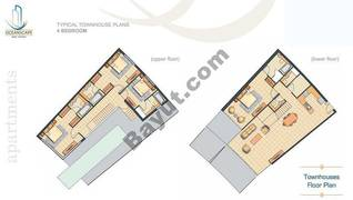 4 Bedroom Townhouse