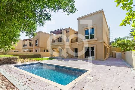 4 Bedroom Villa for Rent in Emirates Golf Club, Dubai - Fully refurbished*Free weekday golf membership