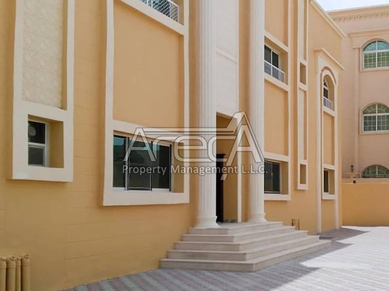 Brand New 12 Master Bed Villa! Baniyas for Staff Accommodaion!