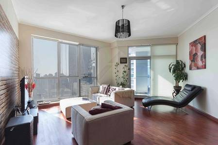 2 Bedroom Flat for Rent in Dubai Marina, Dubai - Fully Furnished 2 Bedroom with Marina View