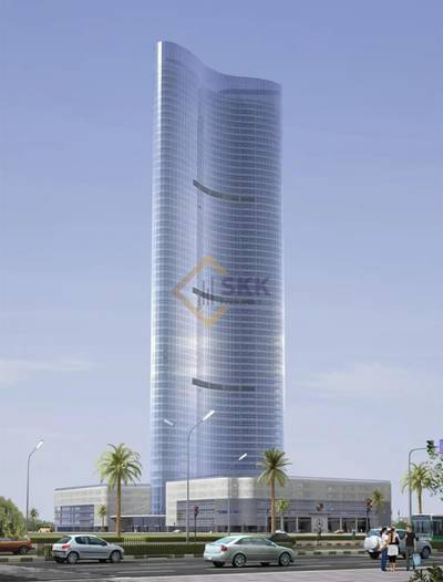 Office for Rent in Al Reem Island, Abu Dhabi - Shell And Core office in Prime location|