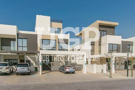 تاون هاوس  للايجار في شارع السلام، أبوظبي - تاون هاوس في فاية حدائق بلووم بلوم جاردنز شارع السلام 5 غرف 200000 درهم - 3750056