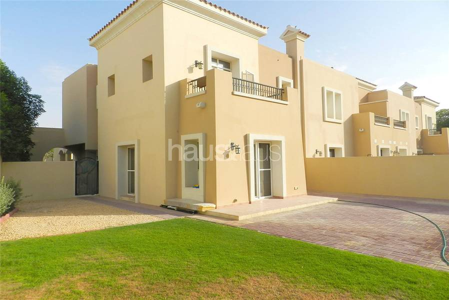 Exclusive Large Plot 3 bed close to pool