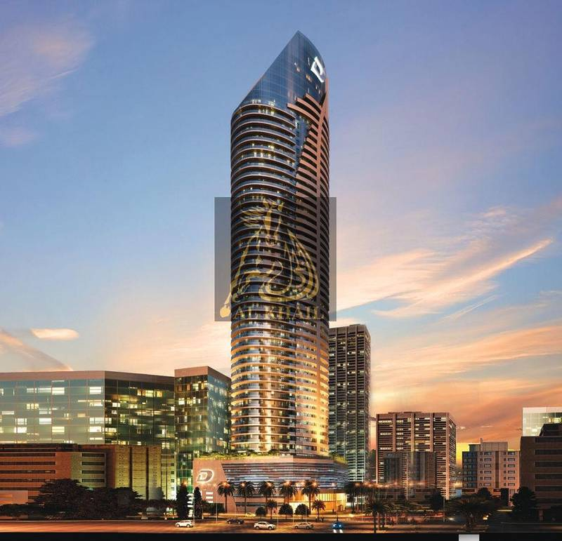 Ready to Move 2BR Hotel Apartment for sale in Downtown Dubai w/ Luxury Amenities