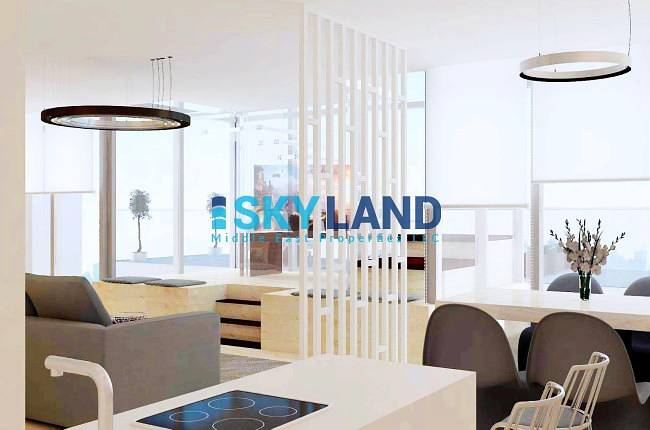 2 1% monthly installment | fully furnished | best price