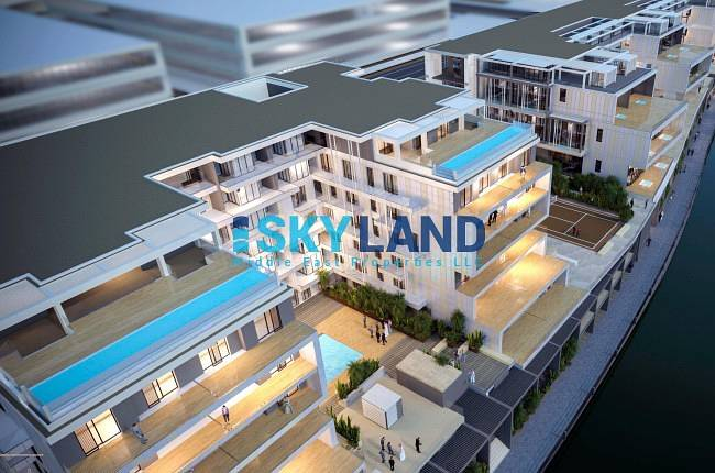10 1% monthly installment | fully furnished | best price