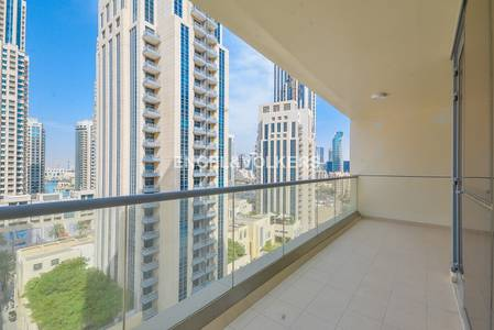 3 Bedroom Flat for Sale in Downtown Dubai, Dubai - Centrally Located Spacious|Closed Kitchen