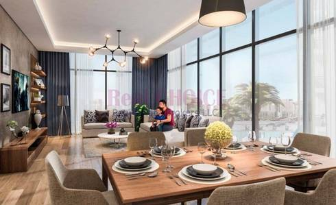 2 Bedroom Apartment for Sale in Meydan City, Dubai - Exclusive Property 2BR Lake View Riviera