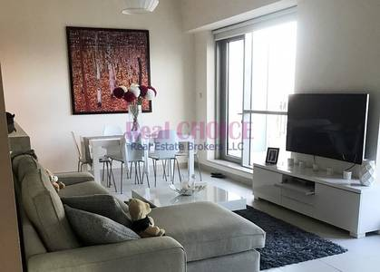 1 Bedroom Flat for Rent in Downtown Dubai, Dubai - Fountain View|Middle Floor 1BR Apartment