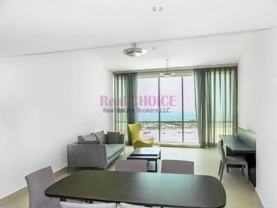 شقة 2 غرفة نوم للايجار في الصفوح، دبي - Fully Furnished 2BR Sea View | Exclusive