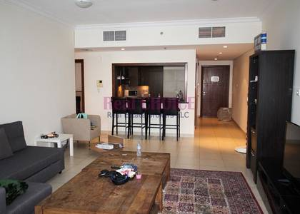 2 Bedroom Flat for Sale in Downtown Dubai, Dubai - Semi Furnished Partial Fountain View|2BR