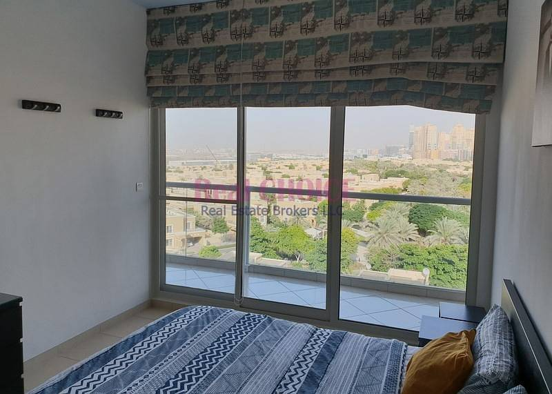 Fully Furnished | Amazing View 1BR Apt