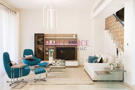 4 Bedroom Townhouse for Sale in Jumeirah Islands, Dubai - Brand New 4BR|No DLD Fee|Ready to Move in