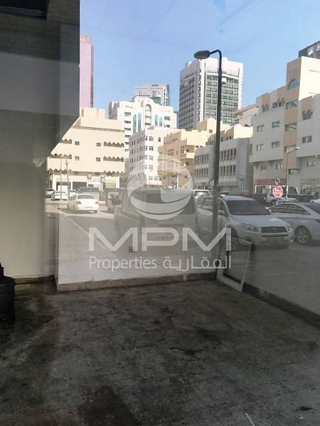 10 Nice 15sq.m Shop available on Khalifa Street