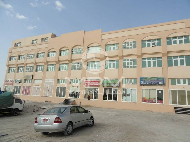 2 Shops available Wathba Al Ain Road