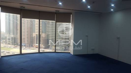 Office for Rent in Sheikh Zayed Road, Dubai - Fully Fitted & Partitioned Office on Prominent Location