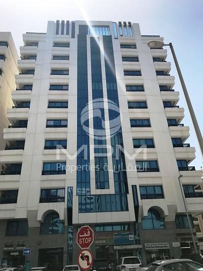 شقة 1 غرفة نوم للايجار في منطقة النادي السياحي، أبوظبي - 1 Bedroom Apartment in Tourist Club Area