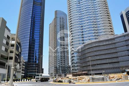 Office for Sale in Al Reem Island, Abu Dhabi - Office Space with Shell & Core