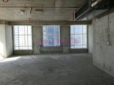 Office for Rent in Jumeirah Lake Towers (JLT), Dubai - Shell and Core Office|6 Months Free Rent
