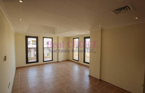 No Commission| 12 Chqs |2BR Huge Balcony