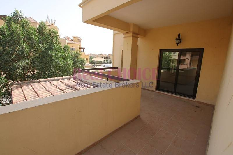 10 No Commission|12 Chqs|2BR Huge Balcony