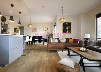3 Bedroom Flat for Sale in Downtown Dubai, Dubai - Fully Upgraded 3BR|Full Burj Khalifa View
