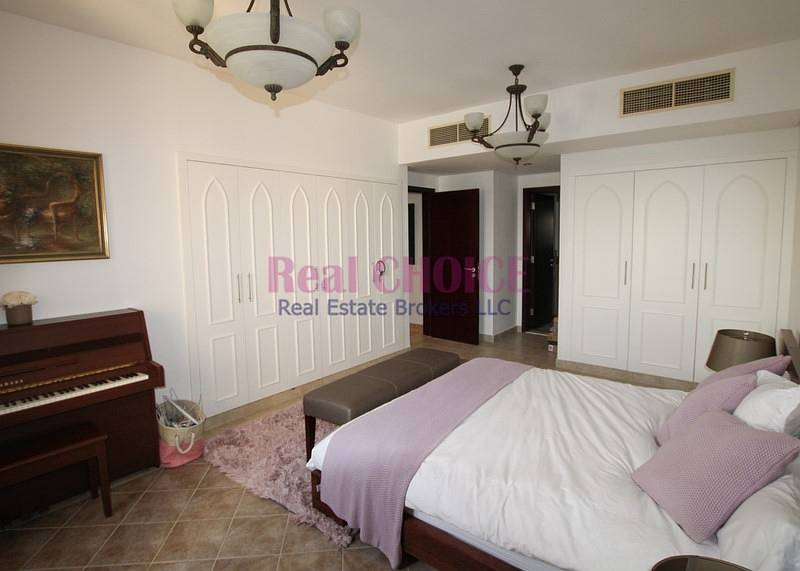 Chiller Free Upgraded Apt Golf View 3BR