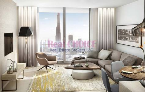 2 Bedroom Flat for Sale in Downtown Dubai, Dubai - High Floor Modern Design 2BR|High Floor