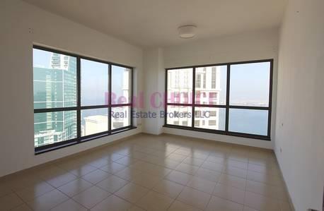 فلیٹ 4 غرفة نوم للبيع في جي بي ار، دبي - Middle Floor|Amazing Sea View|4BR Unit
