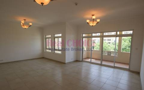 3 Bedroom Flat for Rent in Dubai Festival City, Dubai - Green and Pool View 1 Month Free No Comm