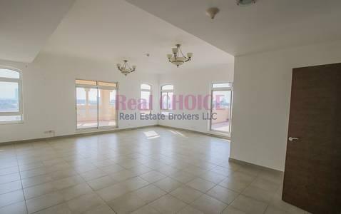 3 Bedroom Apartment for Rent in Dubai Festival City, Dubai - 3BR Plus Extra Room  Green View  No Comm