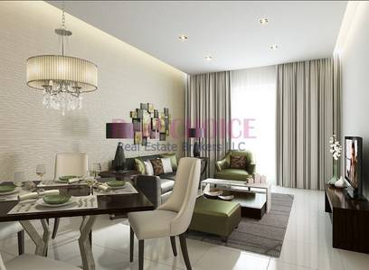 1 Bedroom Hotel Apartment for Sale in Jumeirah Village Circle (JVC), Dubai - 1BR Hotel Apartment | Luxury | Furnished