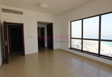 فلیٹ 4 غرفة نوم للبيع في جي بي ار، دبي - 4BR Apartment | Mid Floor with Sea View