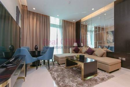 1 Bedroom Hotel Apartment for Sale in Downtown Dubai, Dubai - Fully Serviced|1BR Hotel Apt|Upper Crest