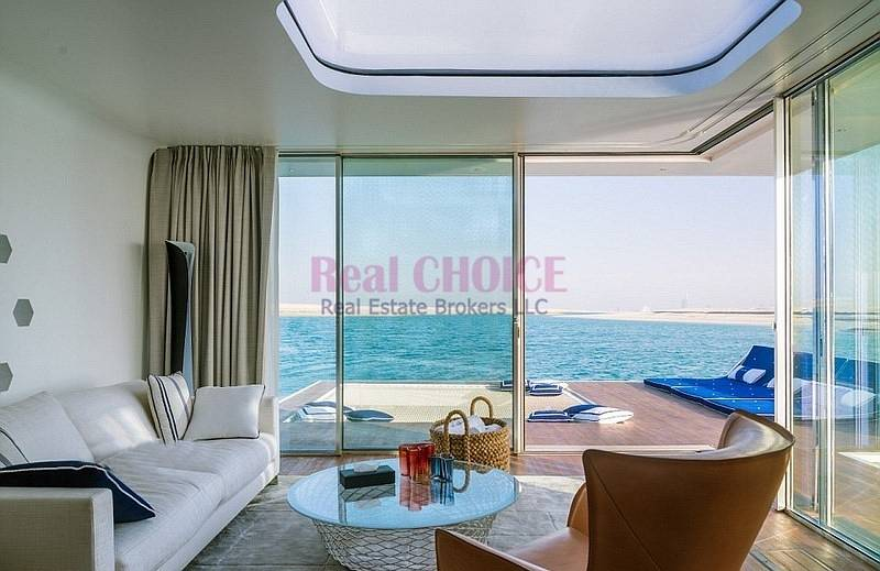 Bentley Signature Floating Villa|High ROI