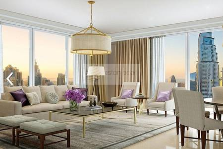 2 Bedroom Apartment for Sale in Downtown Dubai, Dubai - Prestigious Location