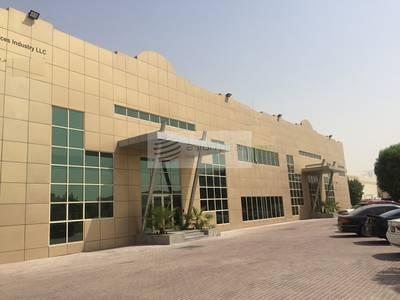 Warehouse for Sale in Dubai Investment Park (DIP), Dubai - DIP - Factory Warehouse - Shell and Core