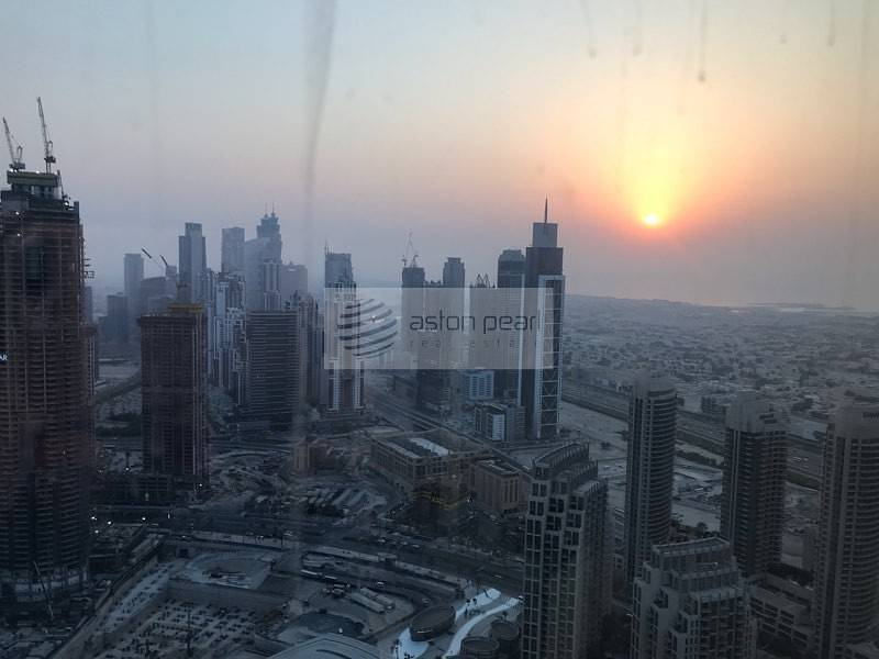 2 High Floor 1Bed for Rent in Burj Khalifa