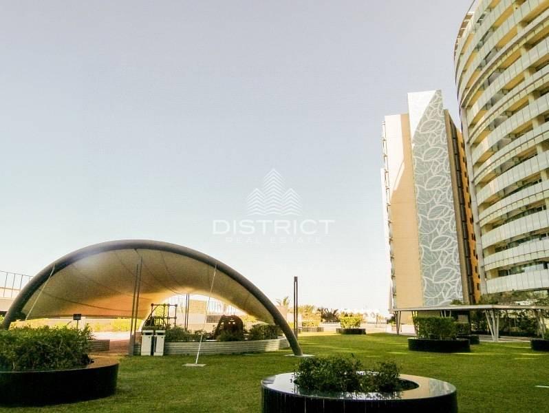 11 Modernly 2 BR Apartment in Al Raha Beach