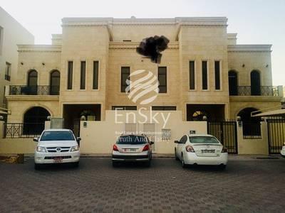 14 Bedroom Villa for Sale in Al Mushrif, Abu Dhabi - Amazing  16 BR Twin Villas with a Road View !