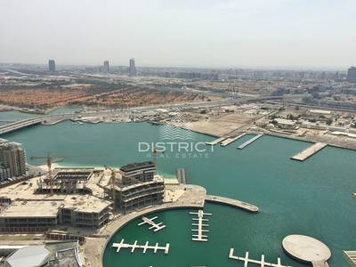 1 Bedroom Flat for Sale in Al Reem Island, Abu Dhabi - Tala Tower Amazing 1 BR with 2 Balconies