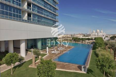 1 Bedroom Flat for Rent in Zayed Sports City, Abu Dhabi - Executive 1BR+Balcony and full modern facilities