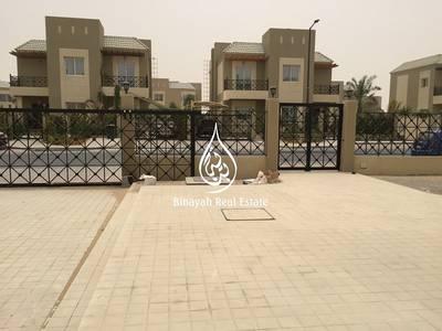 5 Bedroom Villa for Rent in Dubailand, Dubai - 5 BR Villa   Full Golf View   Unfurnished