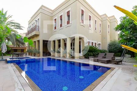 6 Bedroom Villa for Sale in Emirates Hills, Dubai - Exclusive | well maintained | Vastu compliant | owner occupied